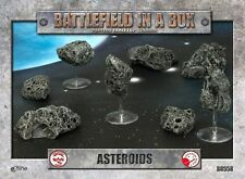 Battlefield in a box asteroides terreno tabletop terrain X-Wing armada Star Trek