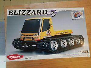 *RARE* 1999 1/12 KYOSHO BLIZZARD EV *NEW IN BOX*  #30981