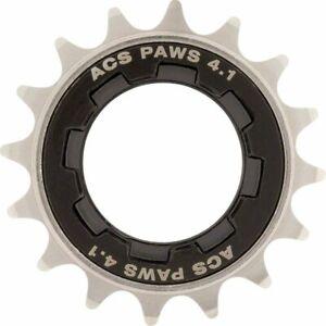 ACS PAW 4.1 SINGLE SPEED FREEWHEEL - BMX, 1/8, 3/32, COG, SPROCKET