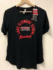 Under Armour Women's Lake Elsinore Storm Moon baseball T-Shirt, Size L