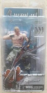 Figurine - Resident Evil 4 - Jack Krauser - 2006 - ±20cm - Neca - Capcom