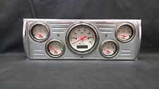 1941 1942 1943 1944 1945 1946  CHEVY TRUCK 5 GAUGE CLUSTER SHARK