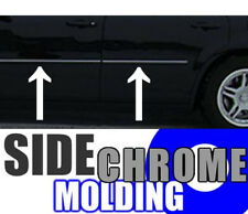 NISSAN2 CHROME DOOR SIDE MOLDING TRIM All Models