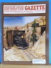 Narrow Gauge & Short Line Gazette 2008 May June Hay Barns at Georgetown WW&F Rou
