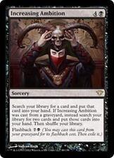 INCREASING AMBITION Dark Ascension MTG Black Sorcery RARE