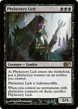*MRM* FRENCH Liche aux Phylacteres / Phylactery Lich MTG Magic 2010-2015