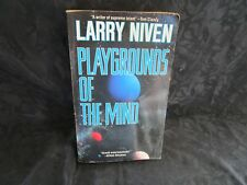Playgrounds of the Mind by Niven, Larry Paperback Book The Fast Free Shipping
