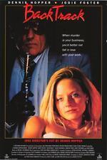 BACKTRACK Movie POSTER 27x40 Jodie Foster Dennis Hopper Dean Stockwell Vincent