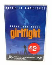 Girlfight Dvd Prove Them Wrong New & Sealed Region 4 Free Postage