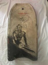 Rare Turbo Surf Designs Hawaii Turbo XTC Signed by Mike Stewart
