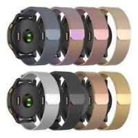 20mm Schleife Magnetisch Edelstahl Strap Milanese Watch Band für Garmin Venu