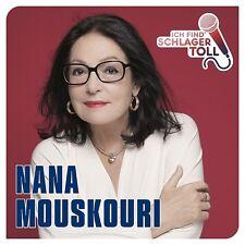 NANA MOUSKOURI - ICH FIND' SCHLAGER TOLL-DAS BESTE   CD NEUF
