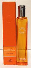 Hermes Eau de Mandarine Ambrée .5 oz / 15 ml Travel Eau de Cologne Purse Spray