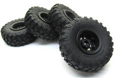 Axial Poison Spyder Wraith TIRES (Set of 4 Tyres) AX12021 Jeep Wrangler AXI90031