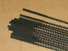 Scroll Saw Marquetry Blades,Professional,130x2.5x0.55mm,Pinless, 1 dozen - L1397