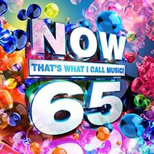 NOW 65: THAT'S WHAT I CALL MUSIC CD - VARIOUS ARTISTS (2018) - NEW UNOPENED
