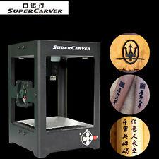 SUPERCARVER DIY 1000mW Laser Printer Engraver Engraving Logo Carving Machine ALL