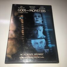 Gods and Monsters (Dvd, 2003) Brand New Sealed!