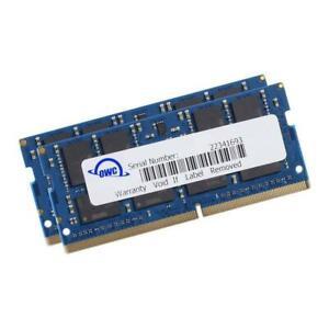 32GB OWC PC3-12800 DDR3 1600MHz SO-DIMM 204 Pin CL11 Memory Upgrade Kit 2x 16GB
