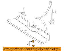 TOYOTA OEM Front Seat Belt-Belt & Retractor Repair Kit 7321902020