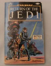Star Wars Return of the Jedi Official Comic Version