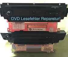 BMW Navi DVD Lesefehler Reparatur CCC E60 E90 E70 E87