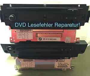 BMW Navi DVD Lesefehler Reparatur CCC E60 E90 E70 E87 und Weitere
