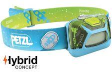 Petzl LED kinder-stirnlampe tikkid bleu incl. 3 x PILES AAA - max. 20 LUMEN