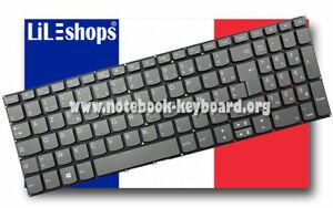 Clavier Français Original Pour Lenovo Ideapad 3-17IML05 81WC / 3-17IIL05 81WF