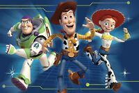 Disney Toy Story Toystory Bath Memory Foam Mat / Rug 16 x 24 Inches