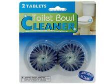 4 Pack Toilet Bowl Cleaner Tablets (2 sets of 2)