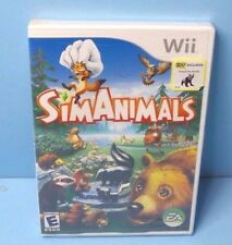 SimAnimals/Sim Animals - Nintendo Wii BRAND NEW FACTORY SEALED