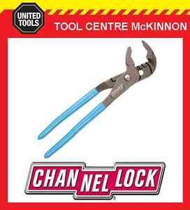CHANNELLOCK / CHANNEL LOCK GL10 240mm MULTI-GRIP PLIERS (SLIP JOINT PLIERS)