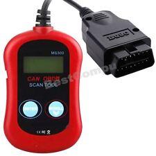 MS300 OBDII OBD2 Auto Diagnostic Scanner Car Fault Code Reader Engine Tool