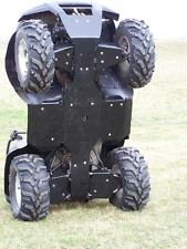Kawasaki Brute Force 750 650 Floorboard + Front to Rear center skid plates HDPE