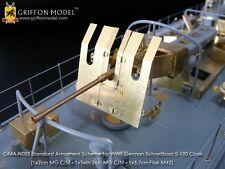 Griffon GMAN003 1/72 Schnellboot S-100 Standard Armament Scheme