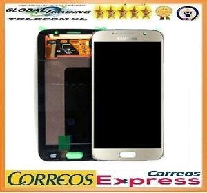 Display Screen Ecran LCD For Samsung Galaxy S6 G920F GH97-17260C Gold