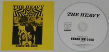 The Heavy  Curse Me Good  U.S. promo cd  -Rare!