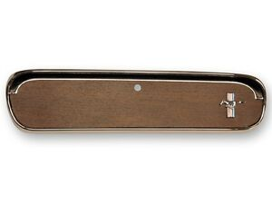 Mustang Glove Box Door Deluxe Pony 1965 - 1966 - Scott Drake