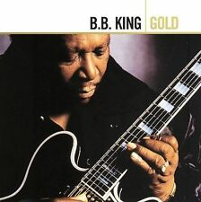 Gold by B.B. King (CD, Jun-2006, 2 Discs, Geffen)
