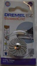 Dremel 472S ez speedclic détail Brosse abrasive 120 grain 2615s472ja Dremel 472