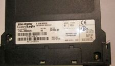 ALLEN BRADLEY 1756-M08SE/B P01 EIGHT AXIS SERCOS INTERFACE MODULE 307559