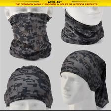 Woodland Desert Digital ACU Camouflage Headscarves Bandana Mask