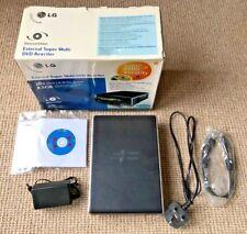 LG GE 20 External Super Multi DVD Rewriter