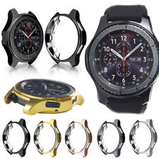 Electroplate Watch Case Cover Bumper For Samsung Galaxy Gear S3 S4 Watch 42/46mm