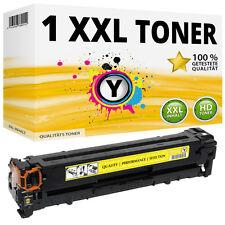 1x XL TONER für HP COLOR LASERJET CM1312MFP CM1312NFI CP1210 CP1215N CP1217 GELB