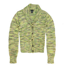 womens Cardigan CALVIN KLEIN knit Size M - Green multicolour