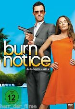 BURN NOTICE, Season 2 (4 DVDs) NEU+OVP