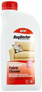 Rug Doctor Oxy Power Fabric Cleaner with Anti Foam, 1 Litre