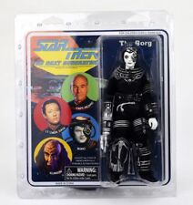 "Diamond Select Toys-Star Trek - 8"" Retro Cloth the Borg Action Figure"
